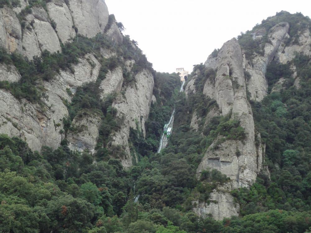 Монтсеррат Каталония