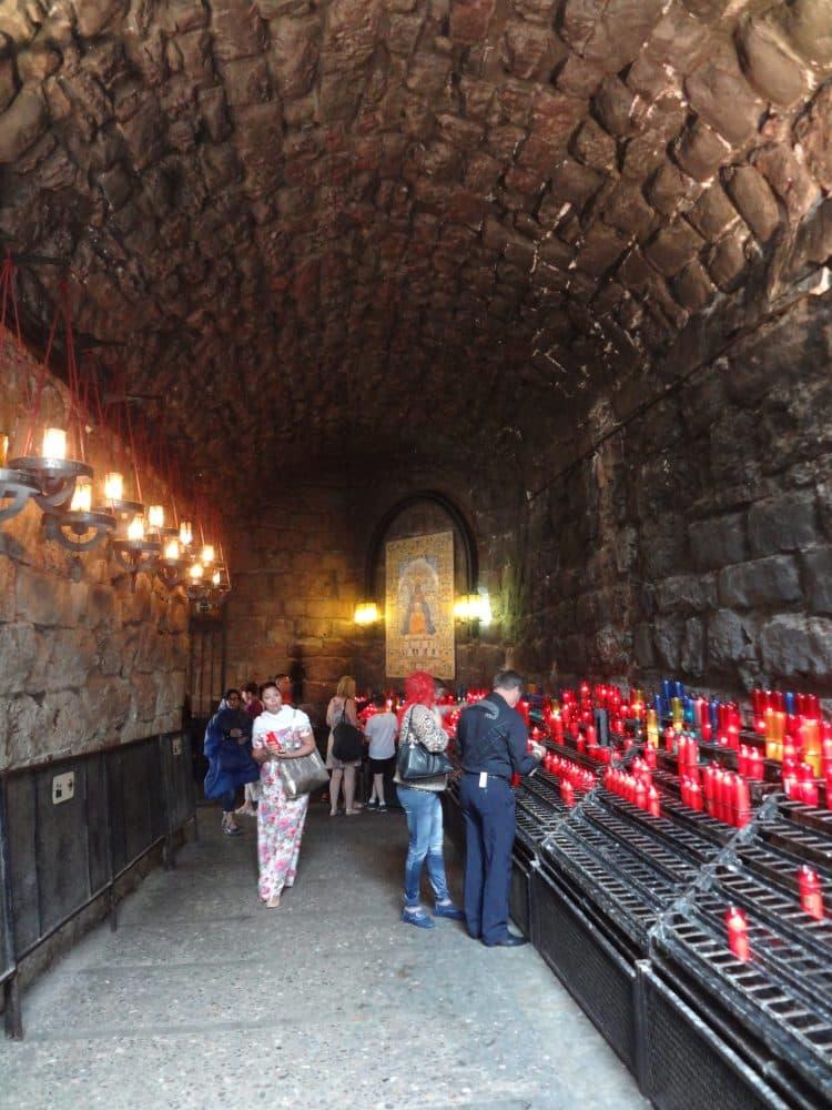 Монтсеррат монастырь фото