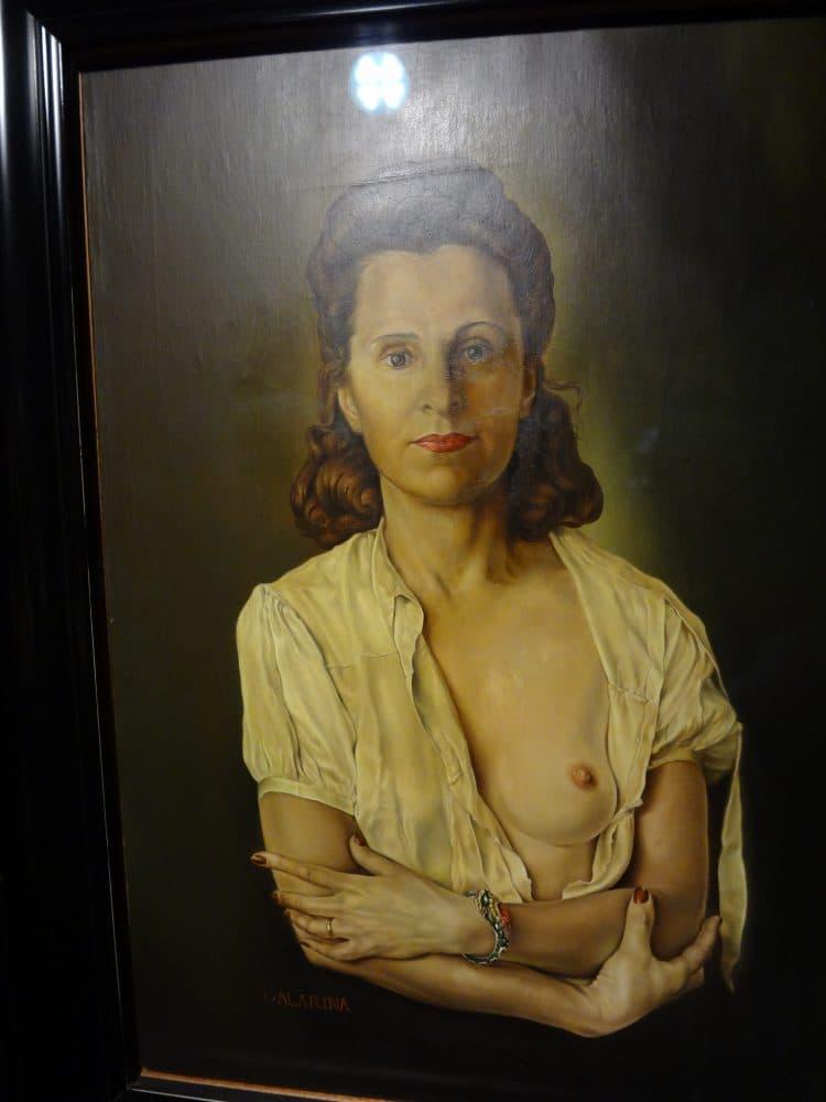 Дали портрет Гала