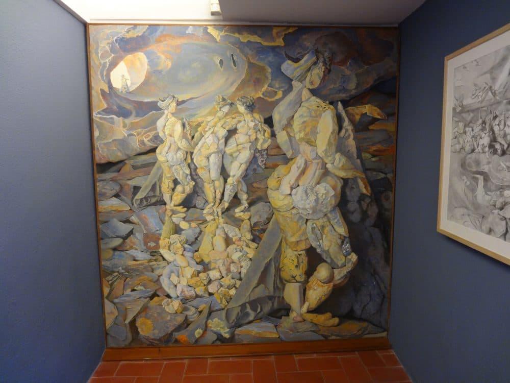 Театр-музей Дали Фигерас фото