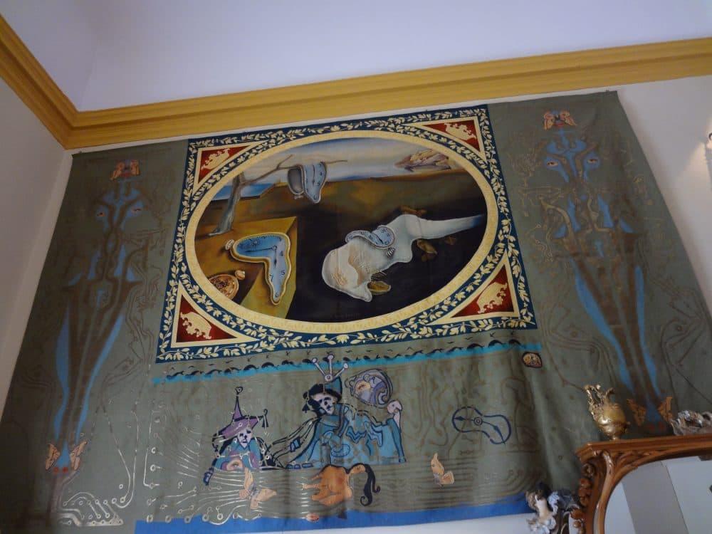 Фигерас музей Дали фото