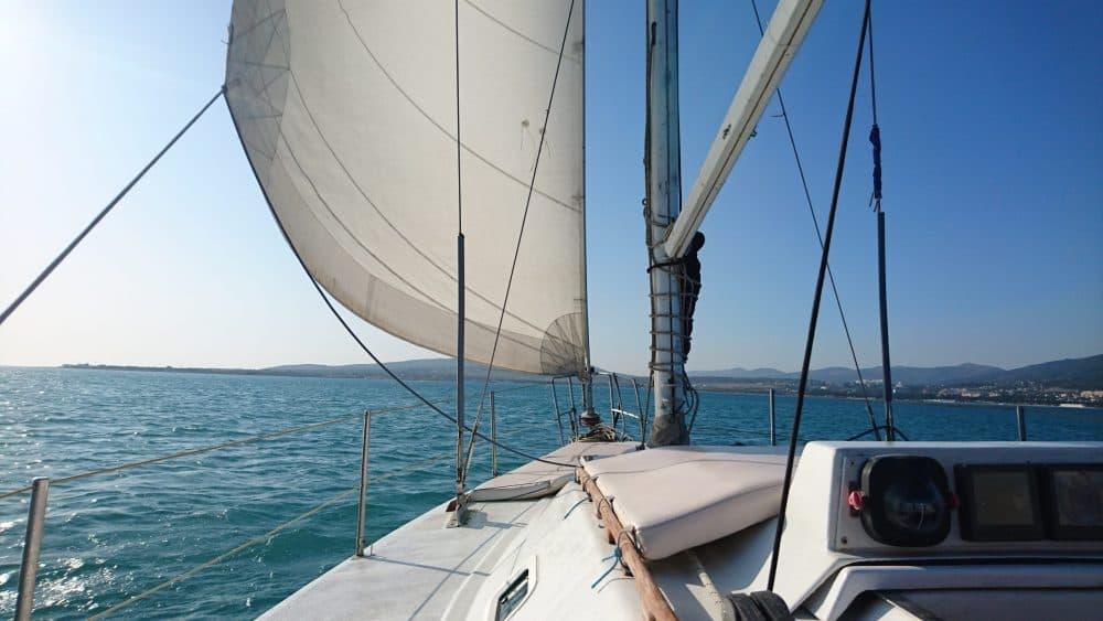 Геленджик яхта