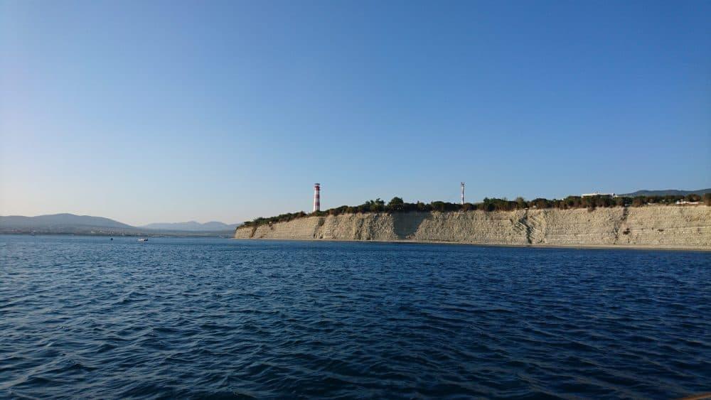 Геленджик маяк фото