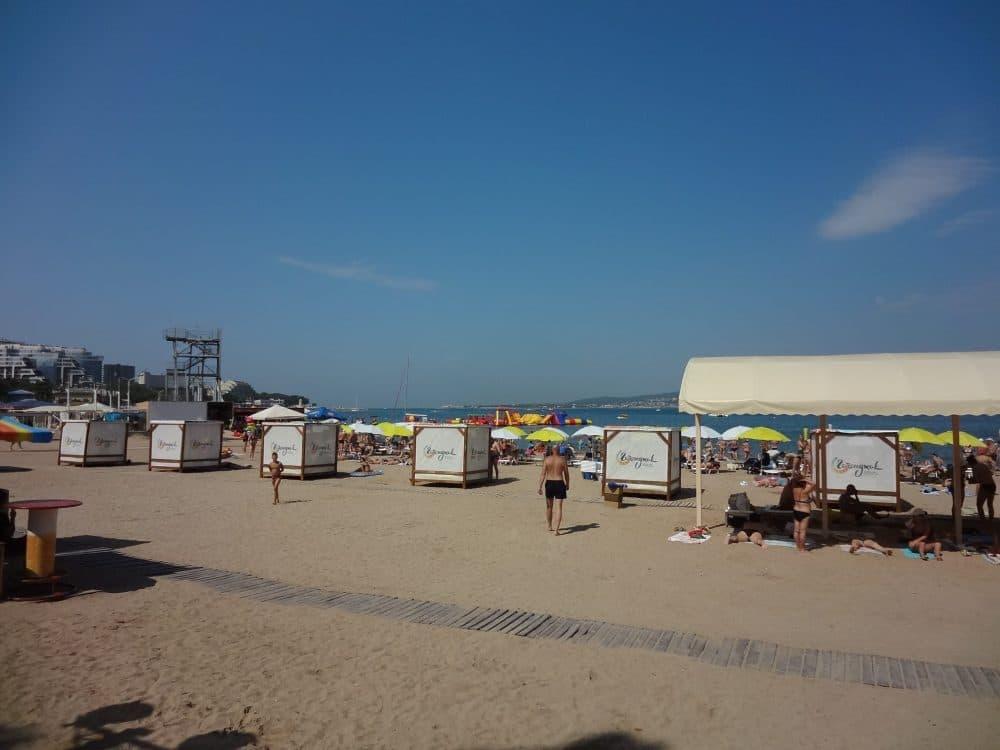Геленджик пляжи фото