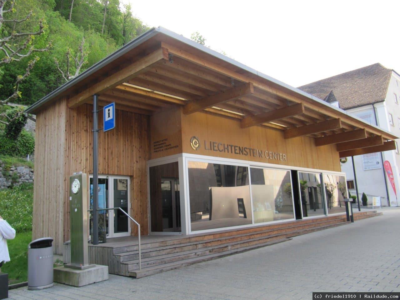 Лихтенштейн туристический офис