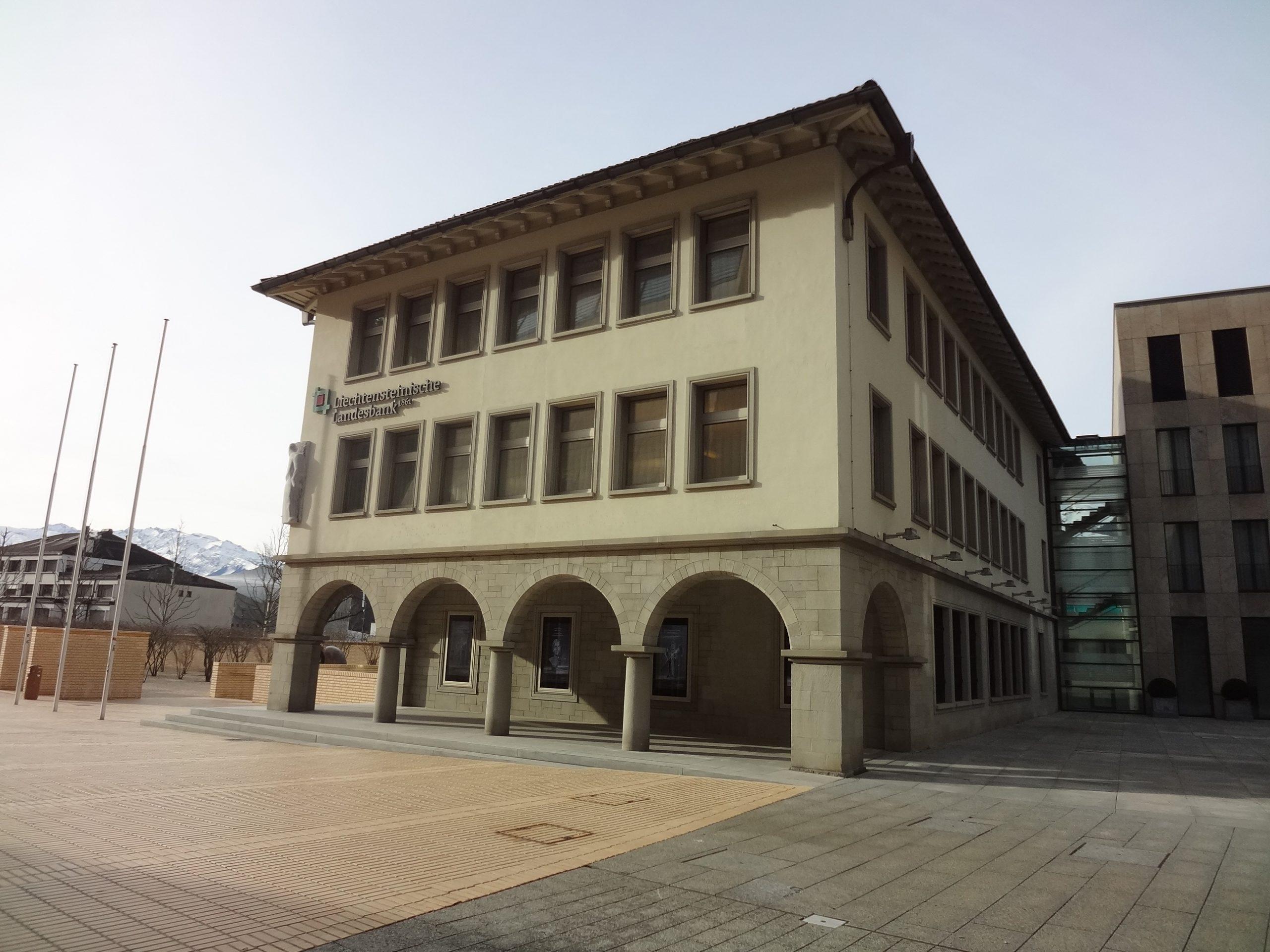 Лихтенштейн банки