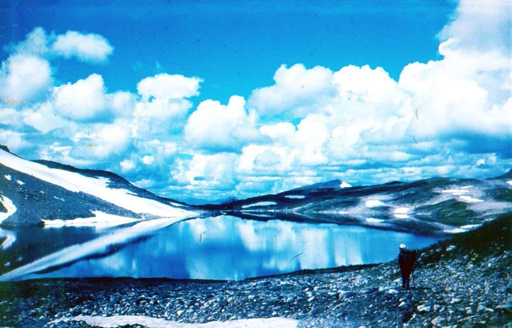 Поход горы фото