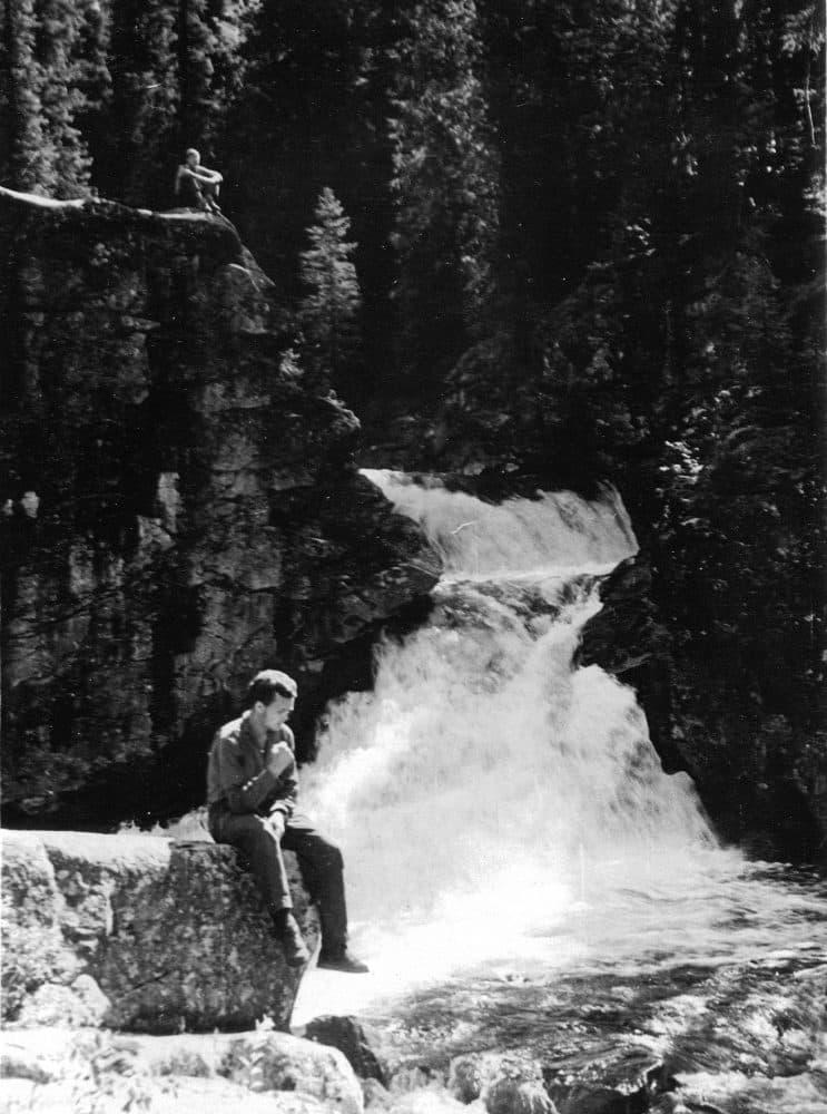 Саяны водопад фото