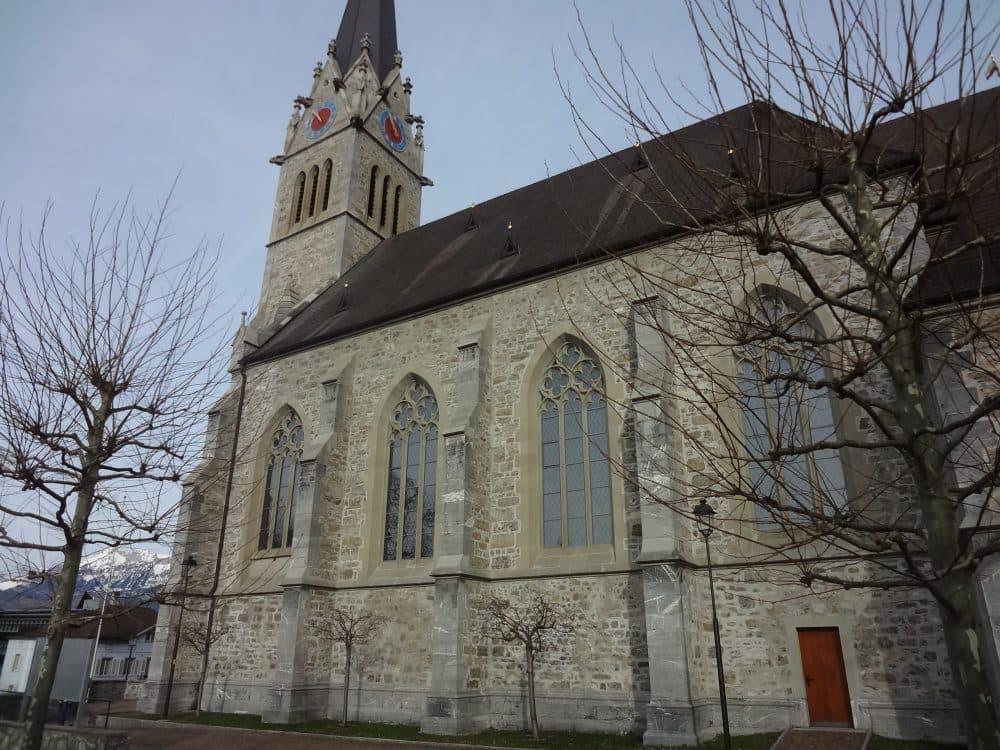 Лихтенштейн собор