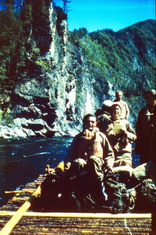 Саяны сплав по реке фото
