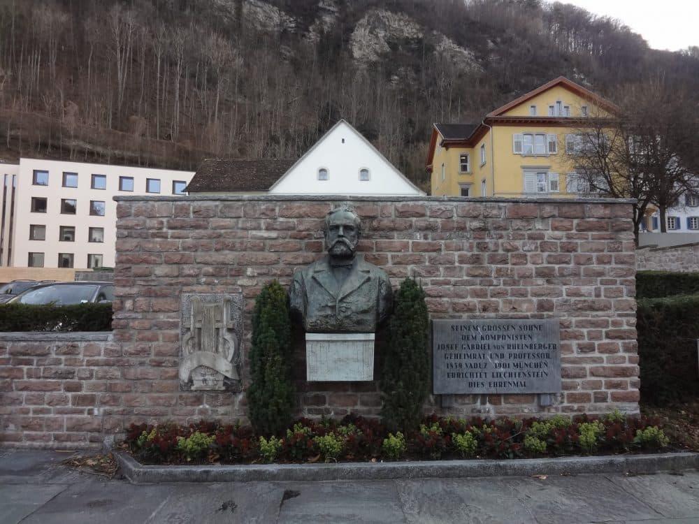 Лихтенштейн достопримечательности