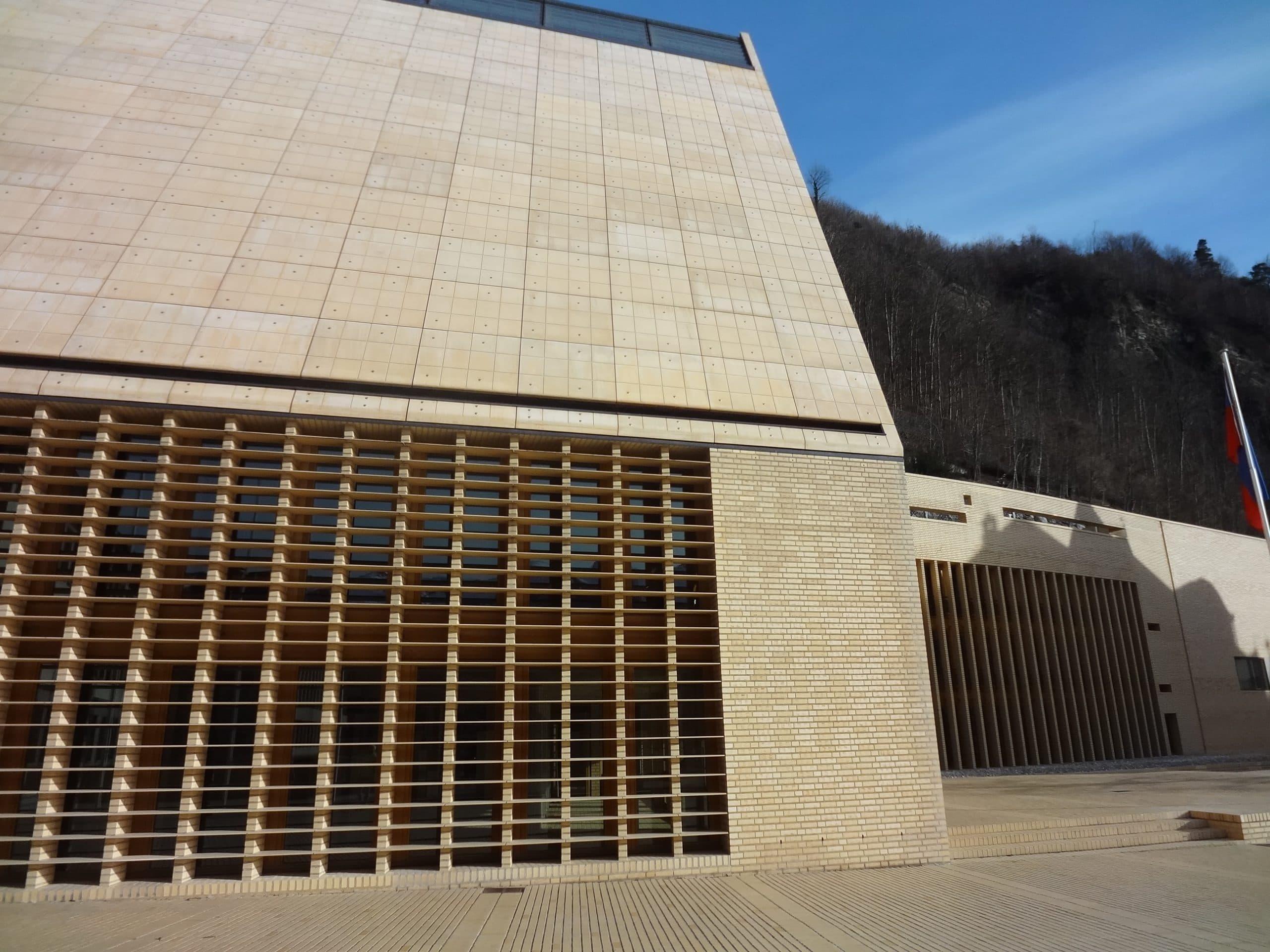 Лихтенштейн парламент