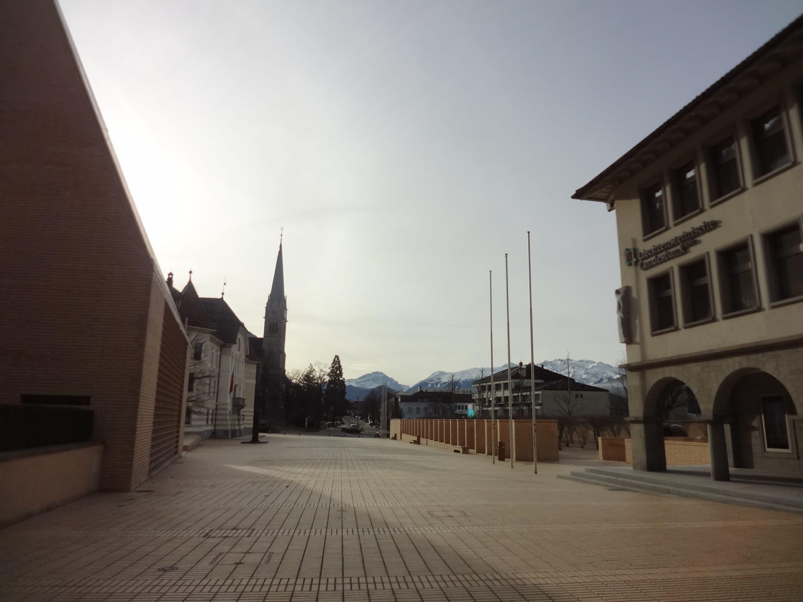 Лихтенштейн отзыв