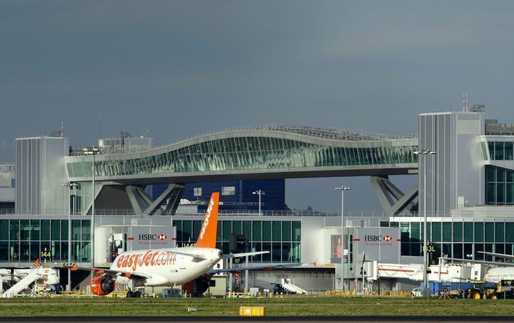 Лондонский аэропорт Гэтвик (Gatwick)