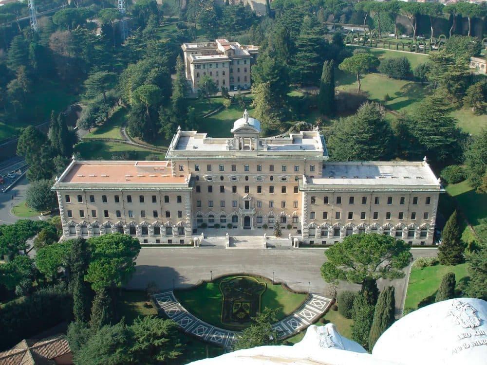 Ватикан. Папский дворец