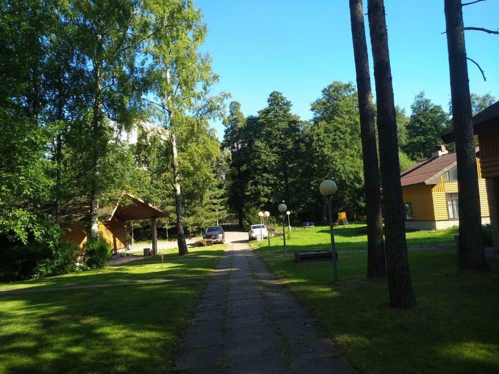 Посёлок Янтарный, Зеленогорск