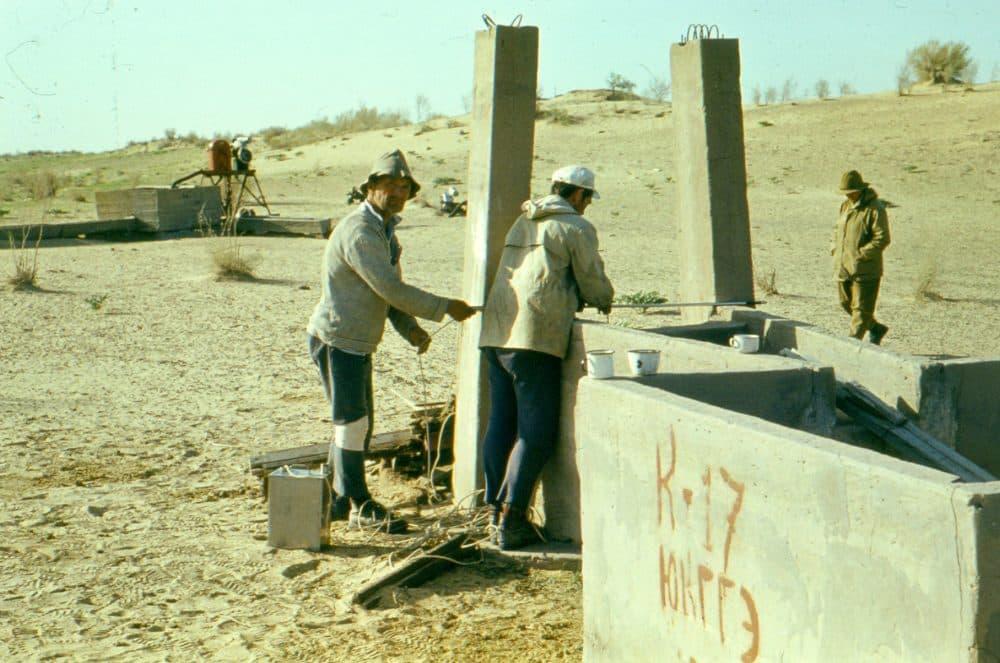Пустыня Кызылкум Казахстан фото