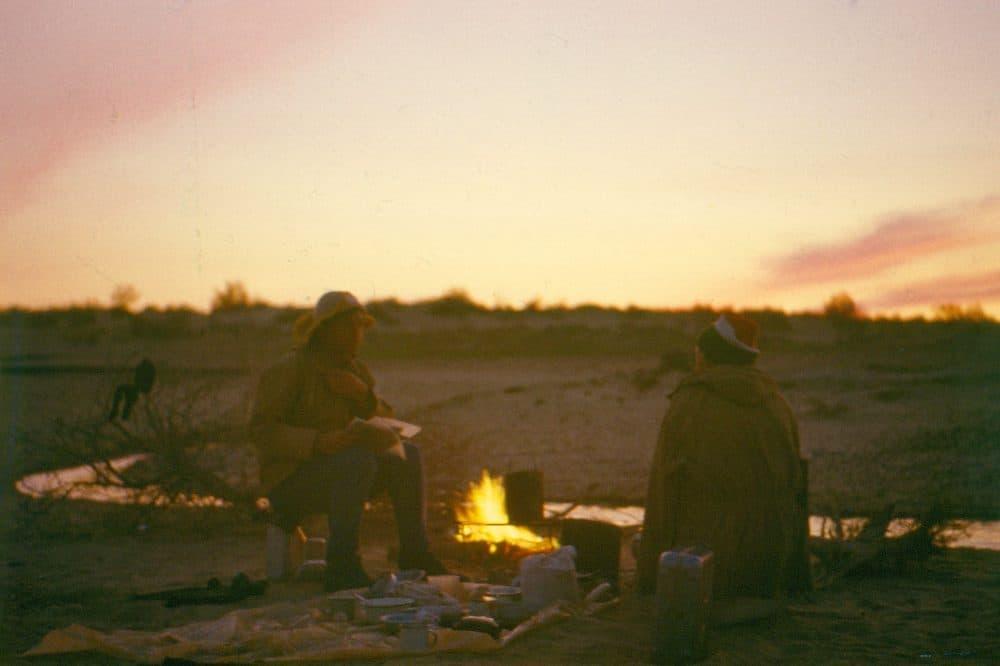 Поход по пустыне Кызылкум