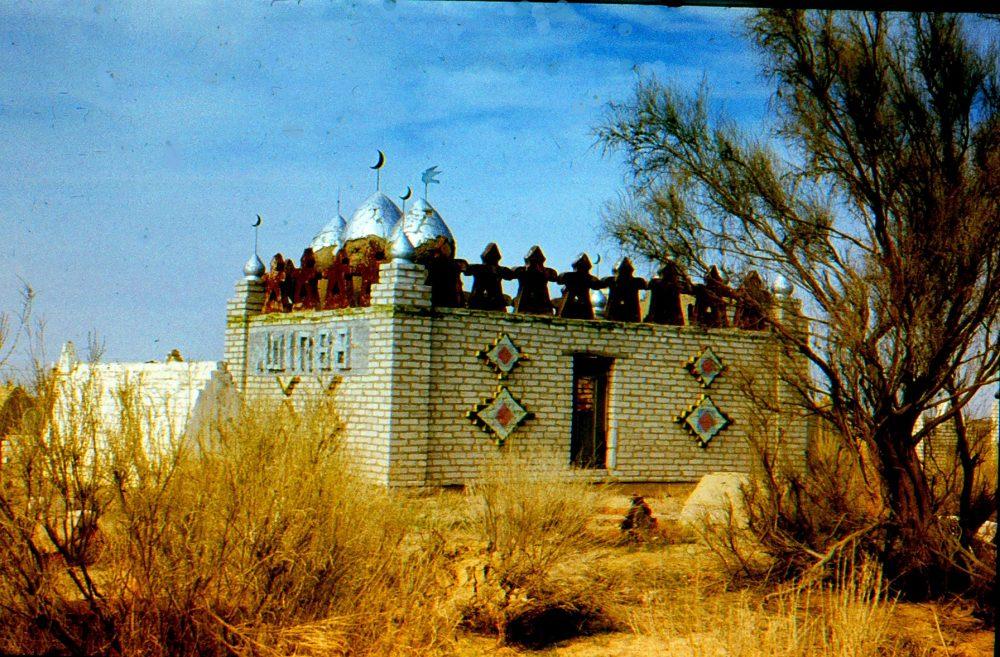Казахстан Кызылкум