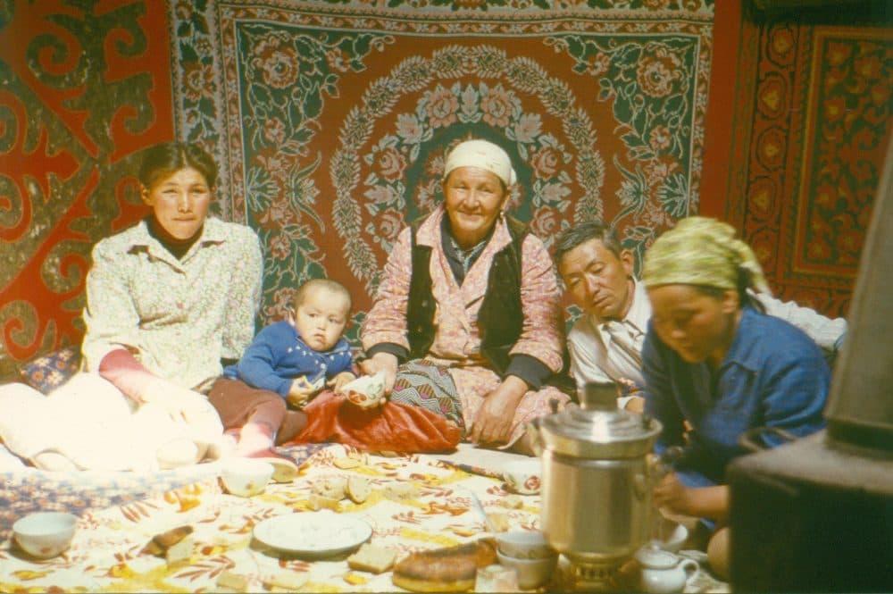 Казахстан поход фото