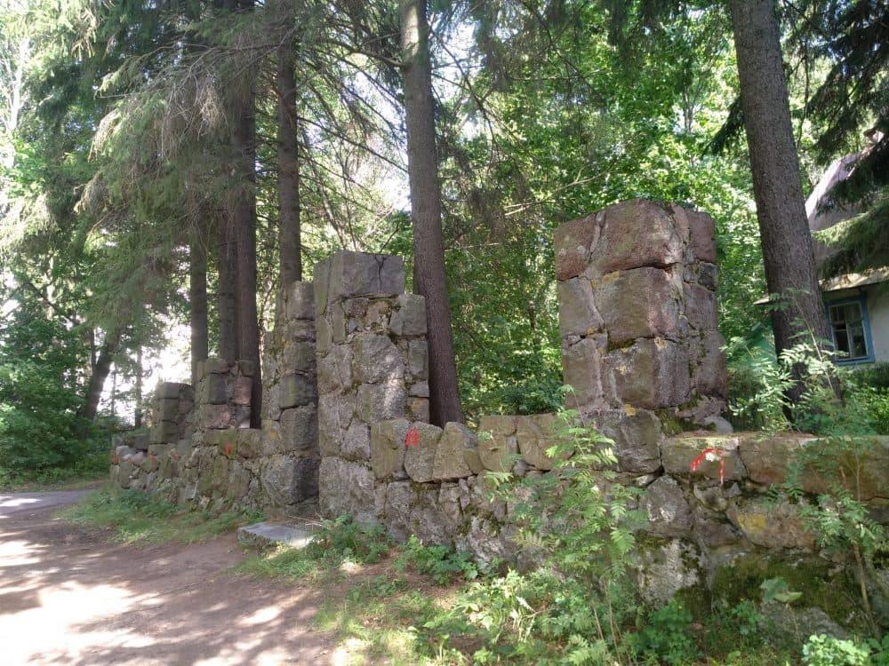 Зеленогорск старые дачи