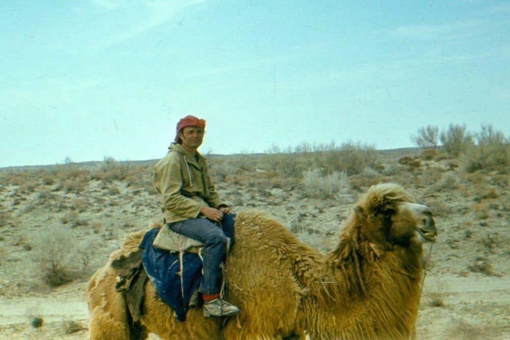 Пустыня Кызылкум верхом на верблюде
