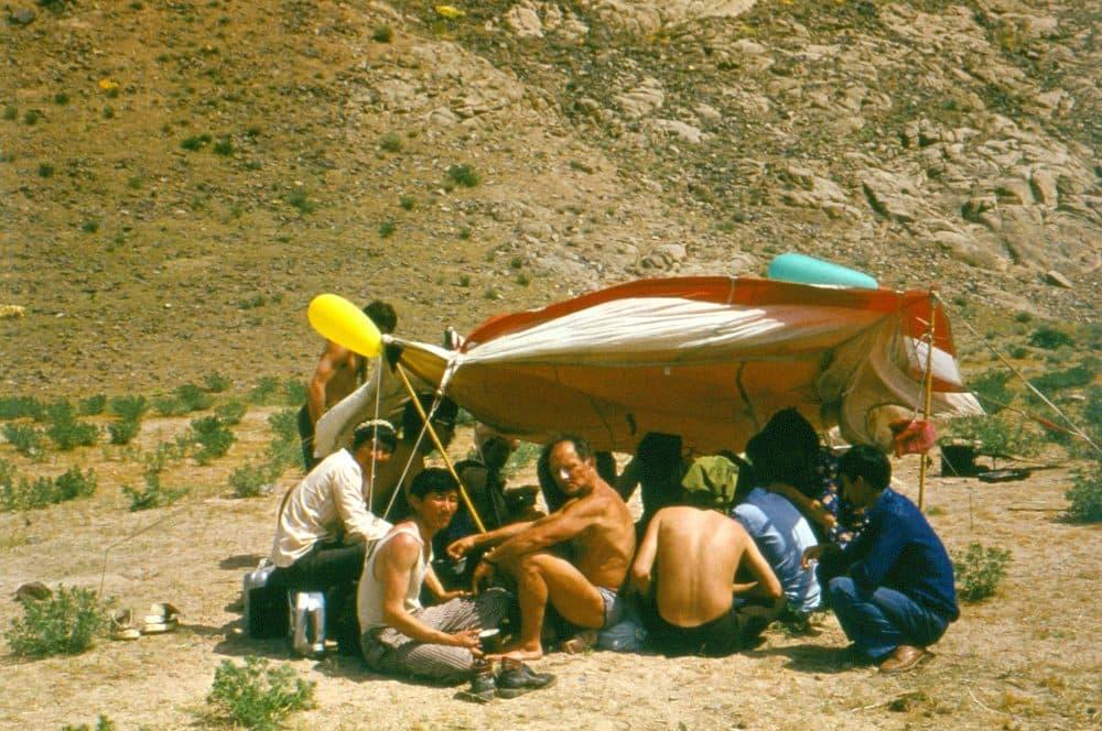 Поход по пустыне Кызылкум фото