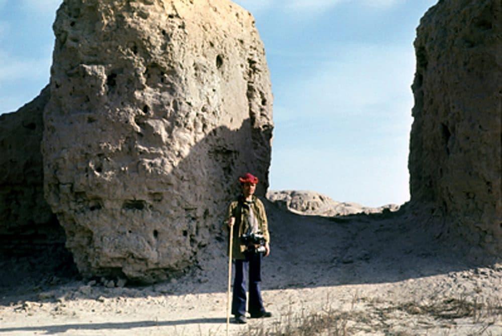 Кызылкум поход фото