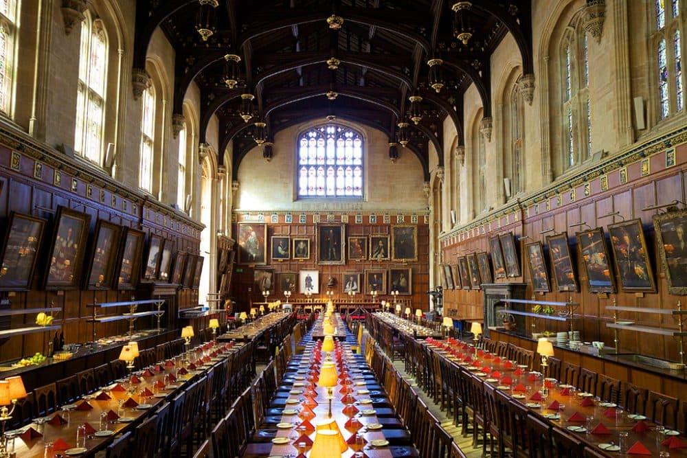 Оксфорд, колледж Крайст Чёрч
