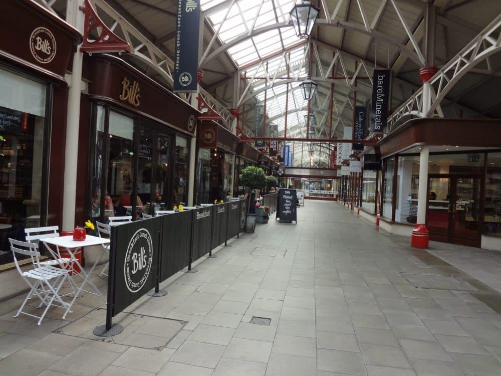 Вокзал в Виндзоре фото
