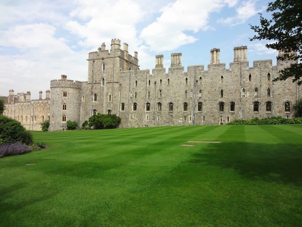 Виндзорский замок фото