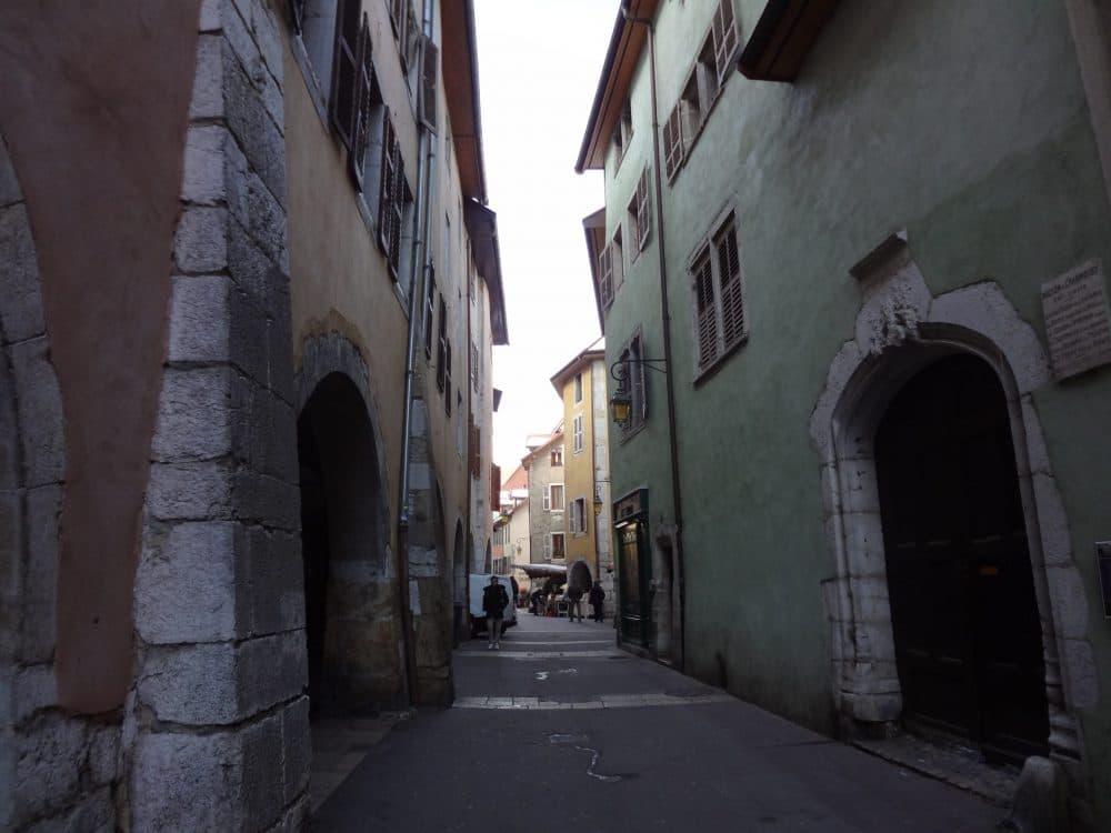 Анси Франция фото