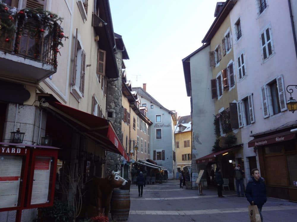 Франция Анси фото
