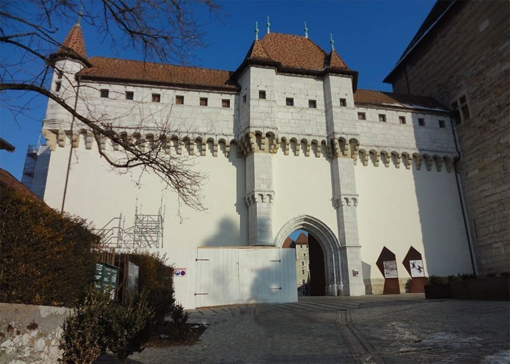 Анси замок фото