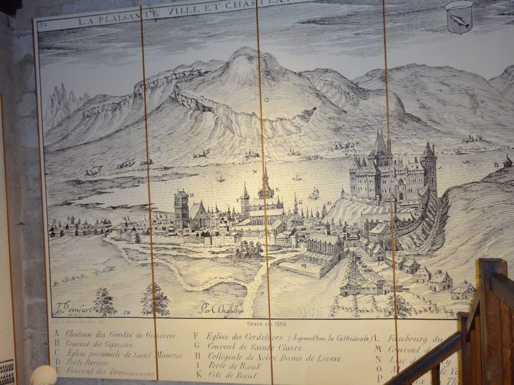Анси Замок музей