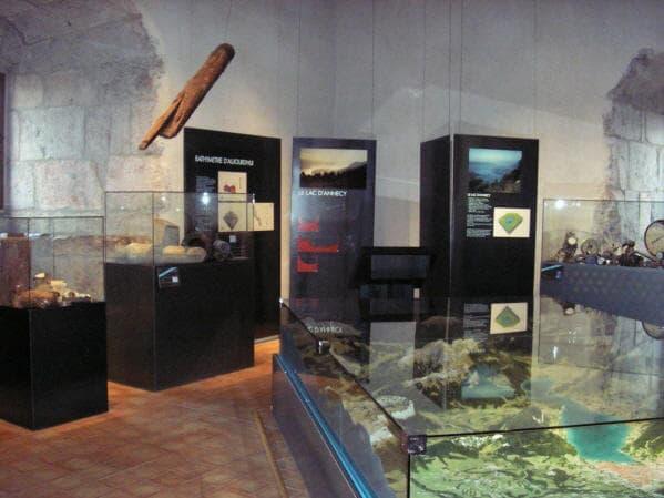 Анси музей озера