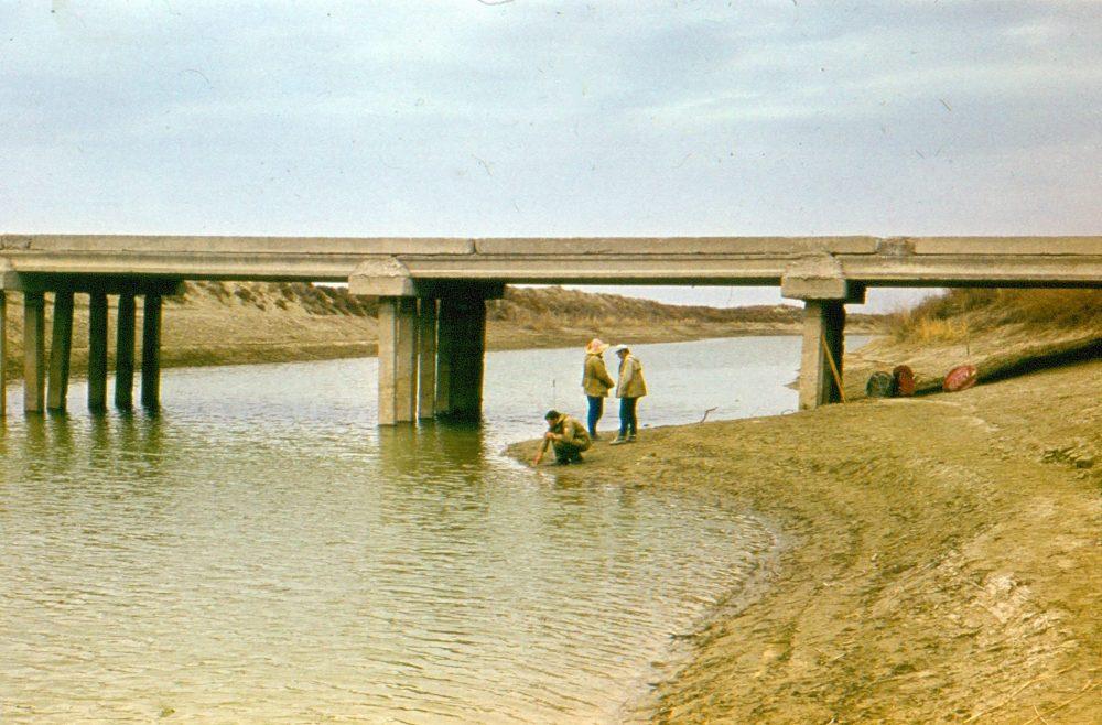 Река Кувандарья