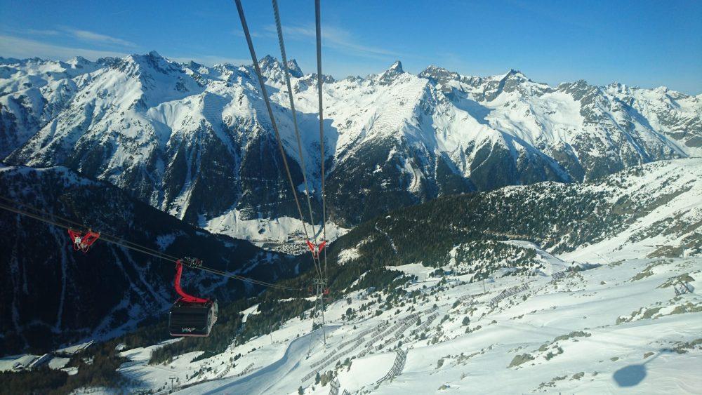 Ишгль горнолыжный курорт фото