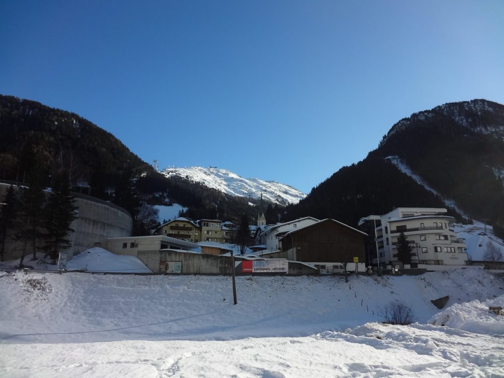 Австрия горнолыжные курорты
