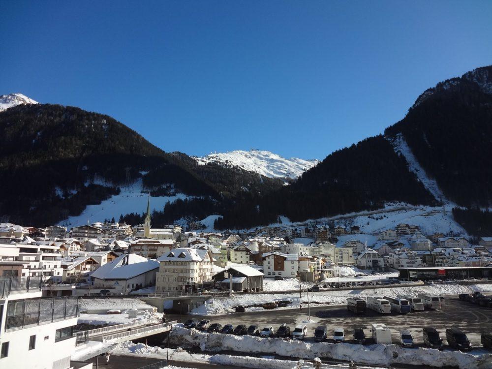 Ишгль горнолыжный курорт в Австрии