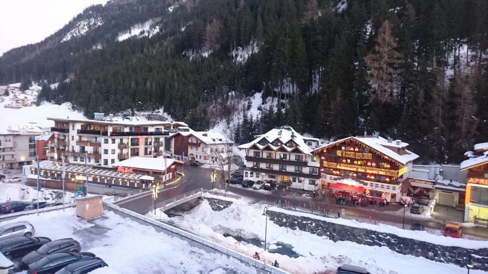 Ишгль апре-ски бары
