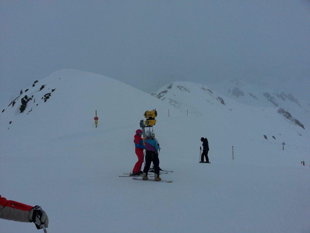 Ишгль горные лыжи