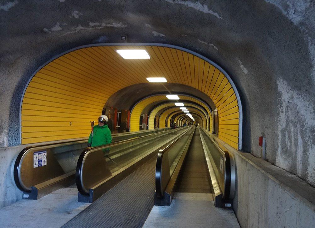 Ишгль инфраструктура курорта