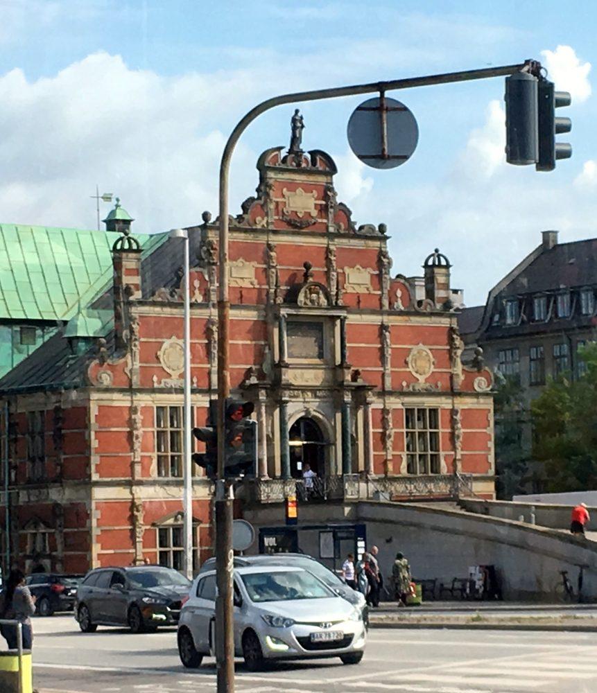 Копенгаген архитектура фото