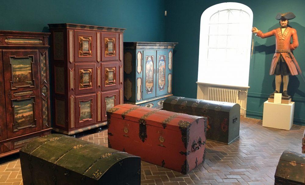 Дания музеи