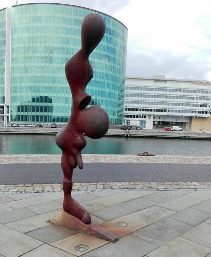 Копенгаген памятники