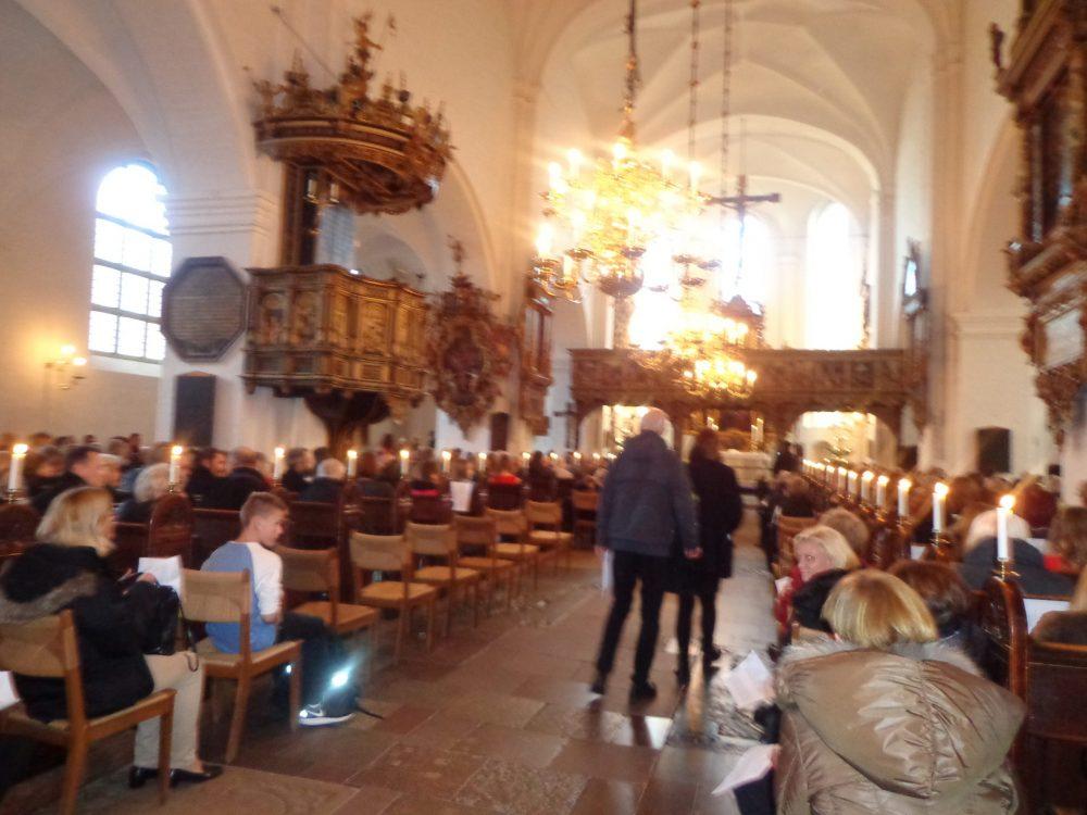 Дания Рождество традиции