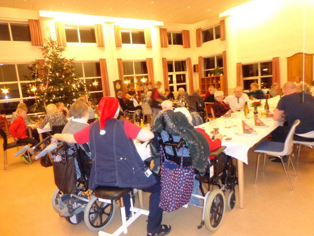 Традиции Рождество в Дании
