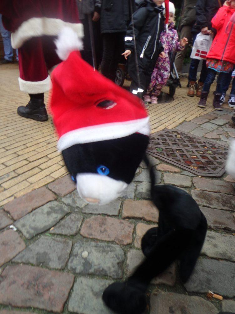 Дания традиции Рождества