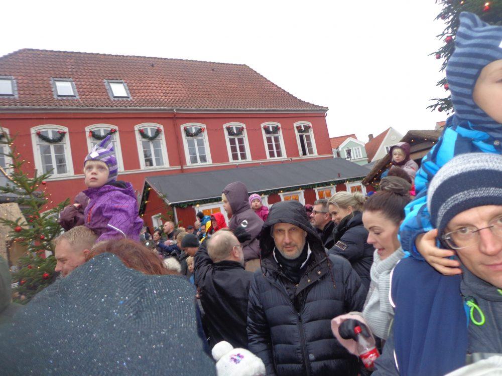 Рождество Дания традиции